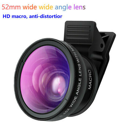 SLR HD wide-angle camera For iphone moment zoom lens smartphone Accessories