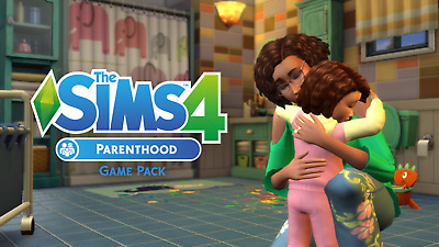 The Sims 4 Parenthood PC and Mac [Origin Key] No Disc - Requires base game