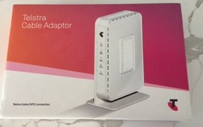 Telstra cable adaptor