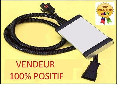 PEUGEOT 206 HDI 90 CV - Boitier additionnel Puce - System Power Chip Box