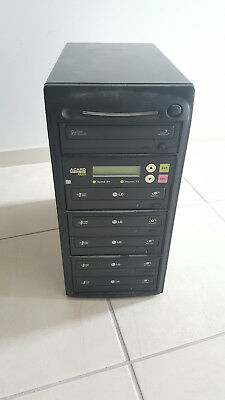1 - 5 CD DVD Duplicator Tower with 6 DVD Drives