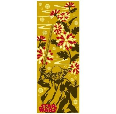 STAR WARS TENUGUI Japanese Cotton Fabric Hand Towel MADE IN JAPAN 90X34cm T12