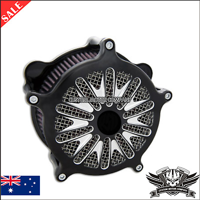 Air Filter Cleaner Intake Harley Touring street glide road king electra 08-16