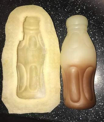Latex Mould for making this FIZZY POP BOTTLE