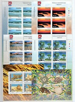 A106565/ Namibie / Namibia / Collection 1998 Neuve ** / Mnh Complete 122 €