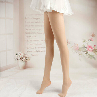 4930 Stretchable Elastic Pantyhose Stockings Ultra Smooth For Ladies Black/Skin