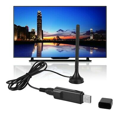 DVB-T2/T TV Tuner Stick USB Dongle Per PC Laptop TV Android Linux OS