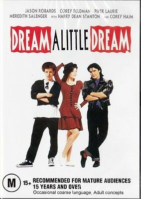 Dream A Little Dream - Corey Haim - New & Sealed Dvd Free Local Post