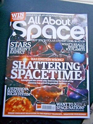All About Space Magazine Issue 70 (new) 2017