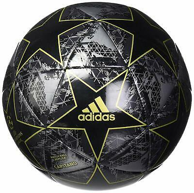 adidas UEFA Champions League Final  football Ball 2019 Sizes  4 5 Black