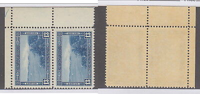 MNH Canada 13 Cent Halifax Harbour Pair #242 (Lot #14784)