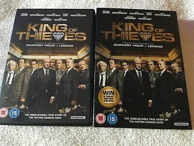 king of thieves dvd 2019