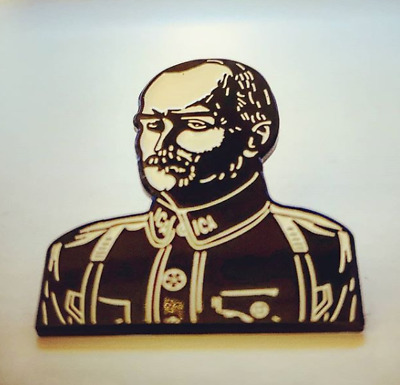 James Connolly Pin Badge - Irish Republican 1916 Easter Rising