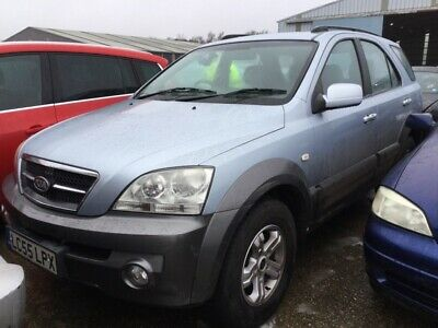 55 Kia Sorento 2.5 Crdi Xs Auto - Leather, Climate, Sunroof, 9 Stamps, Lovely
