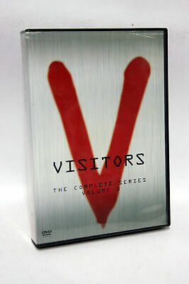 Visitors The Complete Series Volume 3 Edizione Italiana Regione 2 Pal Fr1 61598
