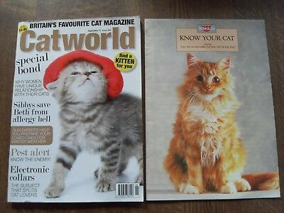 Cat World Magazine September 11 2011, Issue 402 + Know Your Cat.