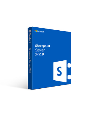 Microsoft SharePoint Server 2019 Enterprise Activation Key | Digital Delivery