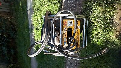 JCB Beaver Hydraulic Power Pack with pipes NO  BREAKER (GUN)