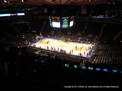 2 Tickets Utah Jazz @ New York Knicks 3/20/19 Madison Square Garden New York, NY