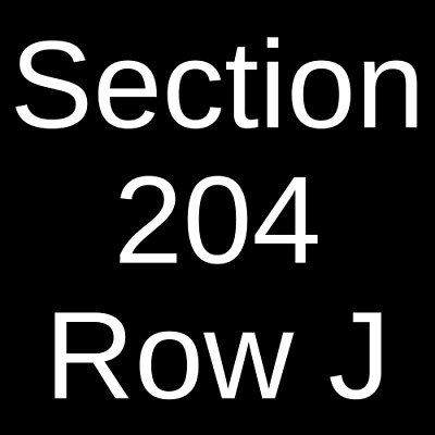 2 Tickets Hillsong United 6/10/19 Citizens Business Bank Arena - CA Ontario, CA