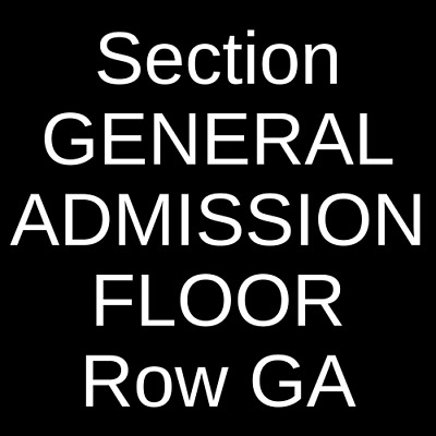 4 Tickets King Gizzard And The Lizard Wizard 9/6/19 The Bomb Factory Dallas, TX