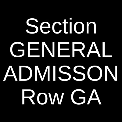 4 Tickets Dance Gavin Dance 4/27/19 The Ritz Ybor Tampa, FL