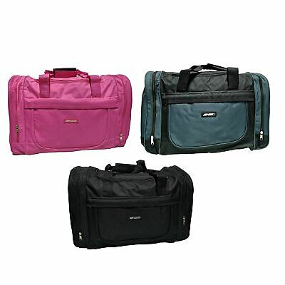 New Large Travel Holdall Gym Flight Cabin Hand Luggage Weekend Sports Duffel Bag