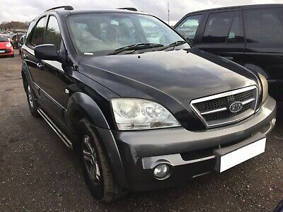 2005 Kia Sorento 2.5 Crdi Xs Automatic - 8 Stamps, Leather, Sunroof, 1F/owner