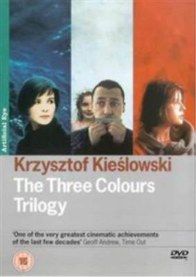 Cezary Harasimowicz, Jerzy ...-Three Colours Trilogy (UK IMPORT) DVD NEW