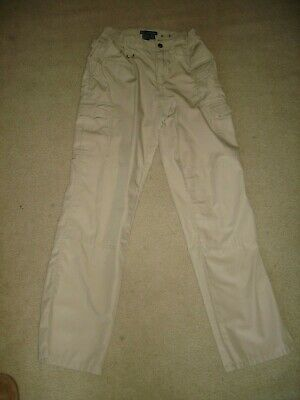 2a49d376eda60 New 5.11 511 Tactical Series Womens TacLite Pro Pants Khaki Size 6 Long