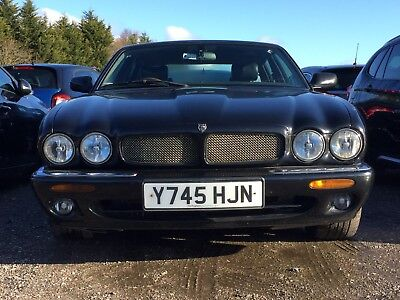 2001 Jaguar Xjr Supercharged 4.0 V8 - 15 Stamp Spares Or Repair, Brake Judder