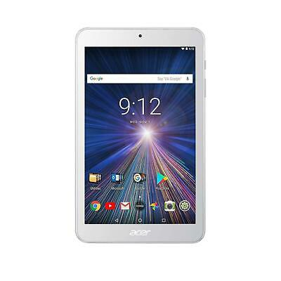 """ACER ICONIA ONE 8 B1-870 8"""" TABLET 16GB WIFI QUAD CORE 1.3 GHz MARBLE WHITE"""