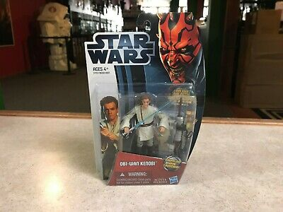"Star Wars OBI-WAN KENOBI MH08 Movie Heroes Series 3.75"" Action Figure NIP"