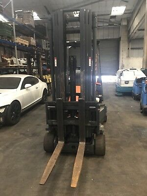 Forklift gas lowmast