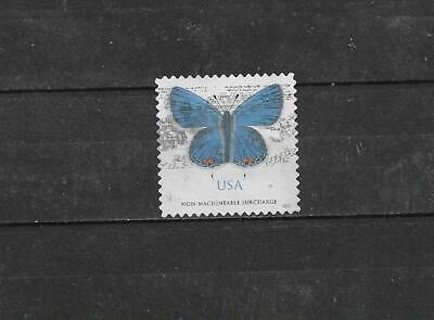USA - butterfly  -  used
