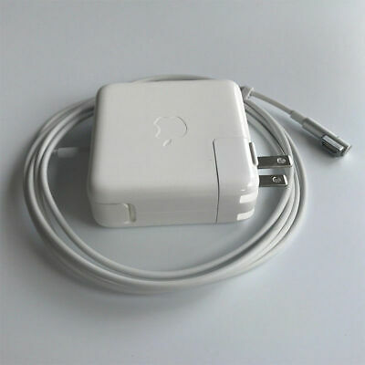 """Apple 60W  AC Adapter Charger for 13"""" Macbook Pro magsafe1 A1344  A1181 A1278"""