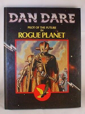 DAN DARE in Rogue Planet Hard Back Vol 2 Published 1981