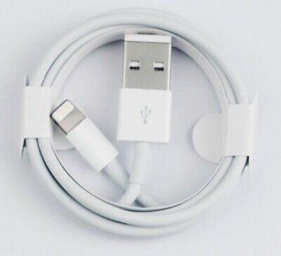 ORIGINAL OEM Apple Lightning to USB Cable For iPhone 5, 5S, 6, 6+ 6S 6S+ 7 8 X