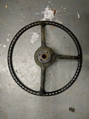 Land Rover Series 2A  & 3 Steering Wheel