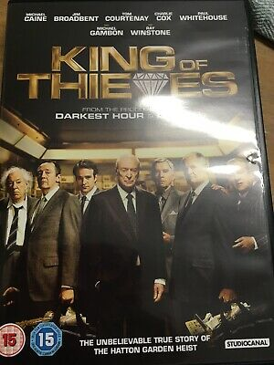 King Of Thieves DVD