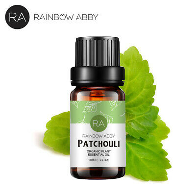 Patchouli 10ml Pure 100% Essential Oils Natural Aromatherapy Therapeutic Grade