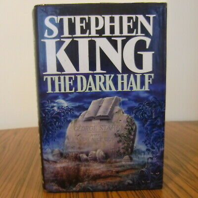 Stephen King - The Dark Half (1st edition 1/1)