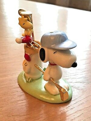 Lenox Peanuts Snoopy Golf Replacement Piece Figurine New