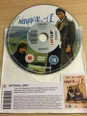 Withnail And I (DVD, 2001) DISC ONLY