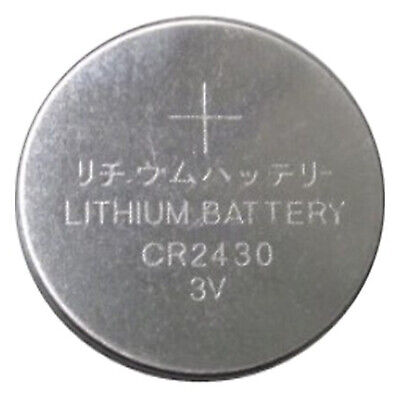 Rayovac CR2430 3V Lithium Coin Cell Battery Replaces RV2430 FAST USA SHIP