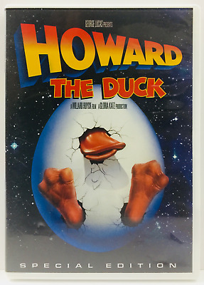 Howard the Duck (DVD, 2009, Special Edition) George Lucas