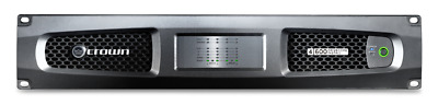Crown DCi 4 600 Drive Core Series 4-Ch Power Amplifier - New!