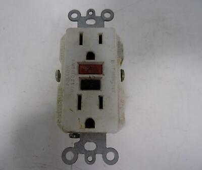 Leviton 20Amp Ground Fault Circuit Interrupter 2 Pole