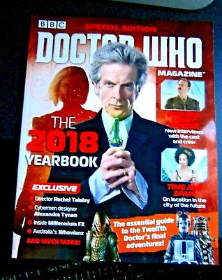 BBC Doctor Who Magazine Special Edition ( New) 2018