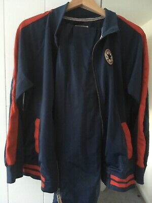 Boys Blue Converse Tracksuit 12-13 Yrs
